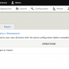 Drupal_8_D8_import-export_confgurations_files
